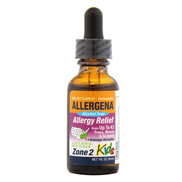 Allergena Allergy Drops for Kids' (Zone 2)