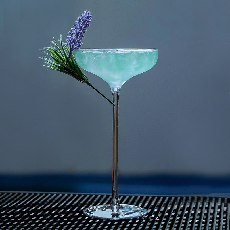 Verre Martini Allongé