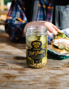 Grand Dill Pickles