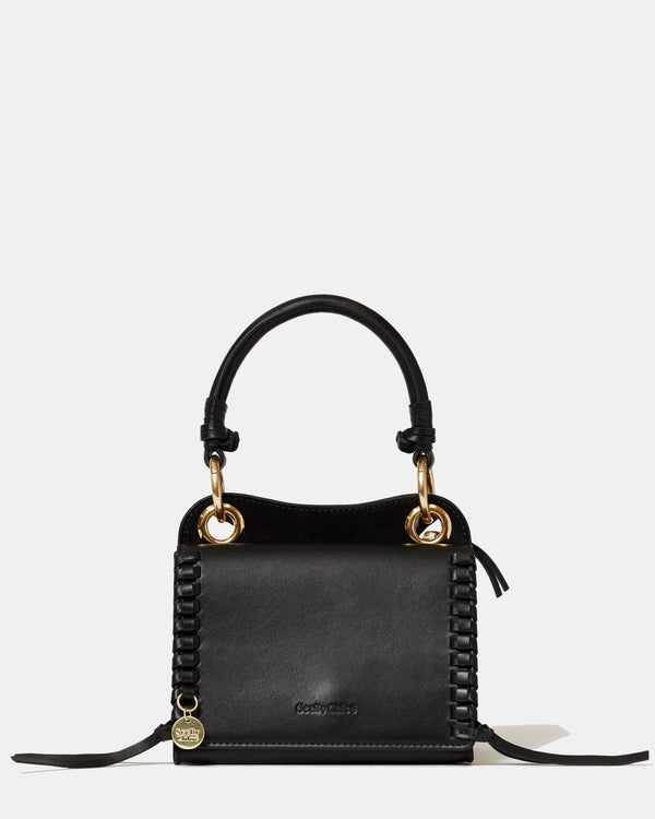 Mini Tilda Bag - Black