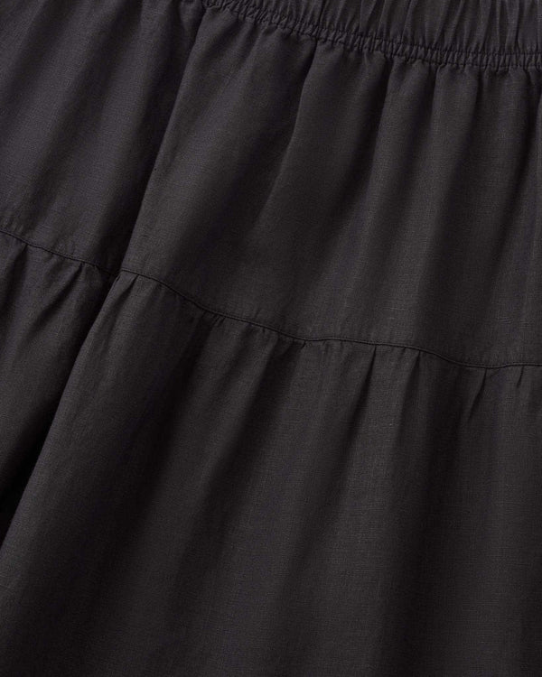 Tiered Skirt-Rosso35-Mercantile Portland