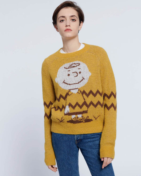 Charlie Brown Crewneck-Re/Done-Mercantile Portland