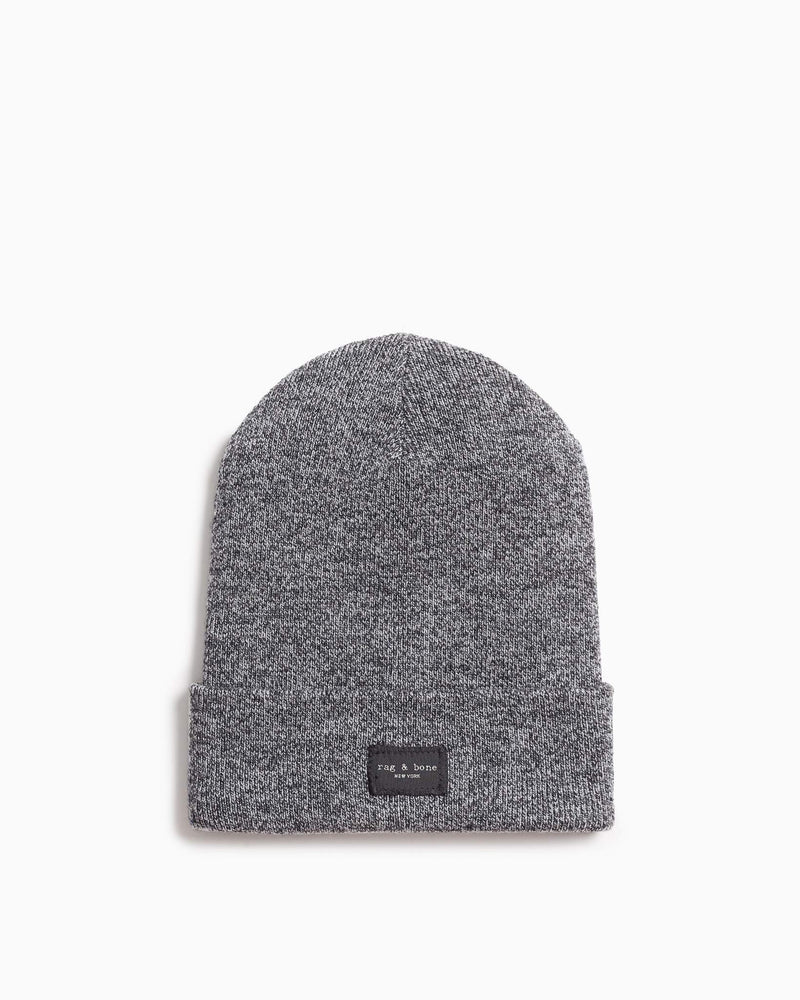 Addison Beanie - Heather Grey