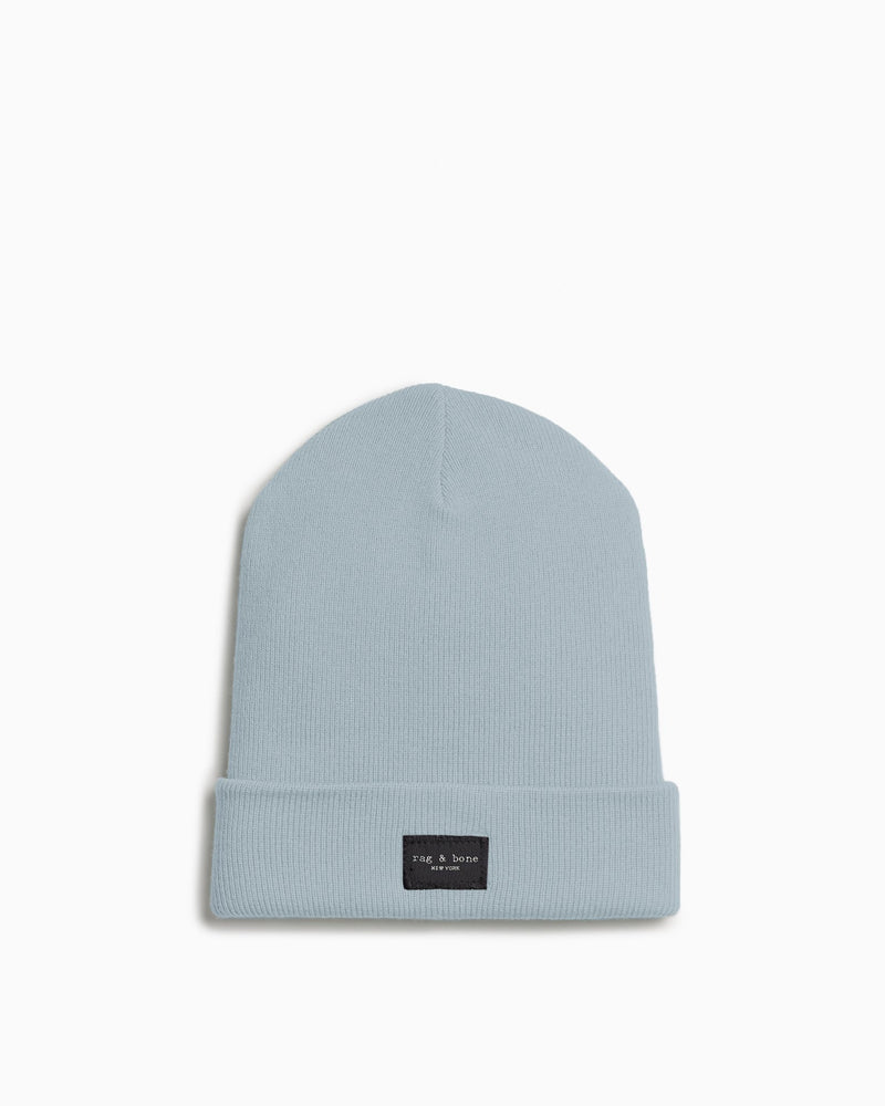 Addison Beanie - Light Blue