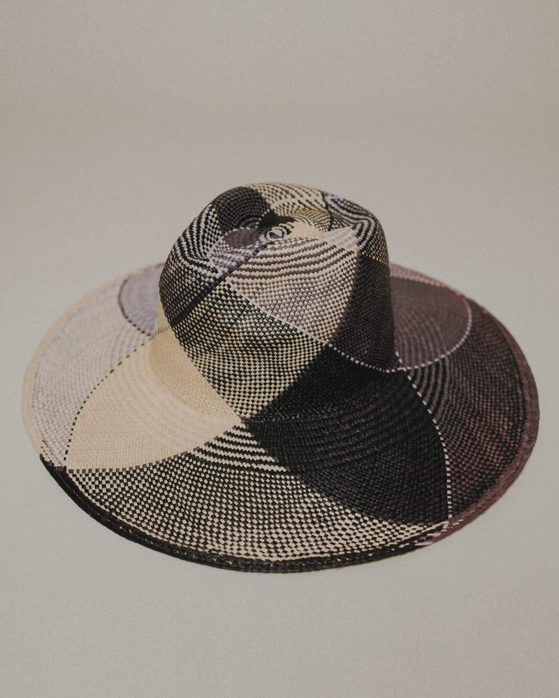 Blackberry Whirlwind Hat