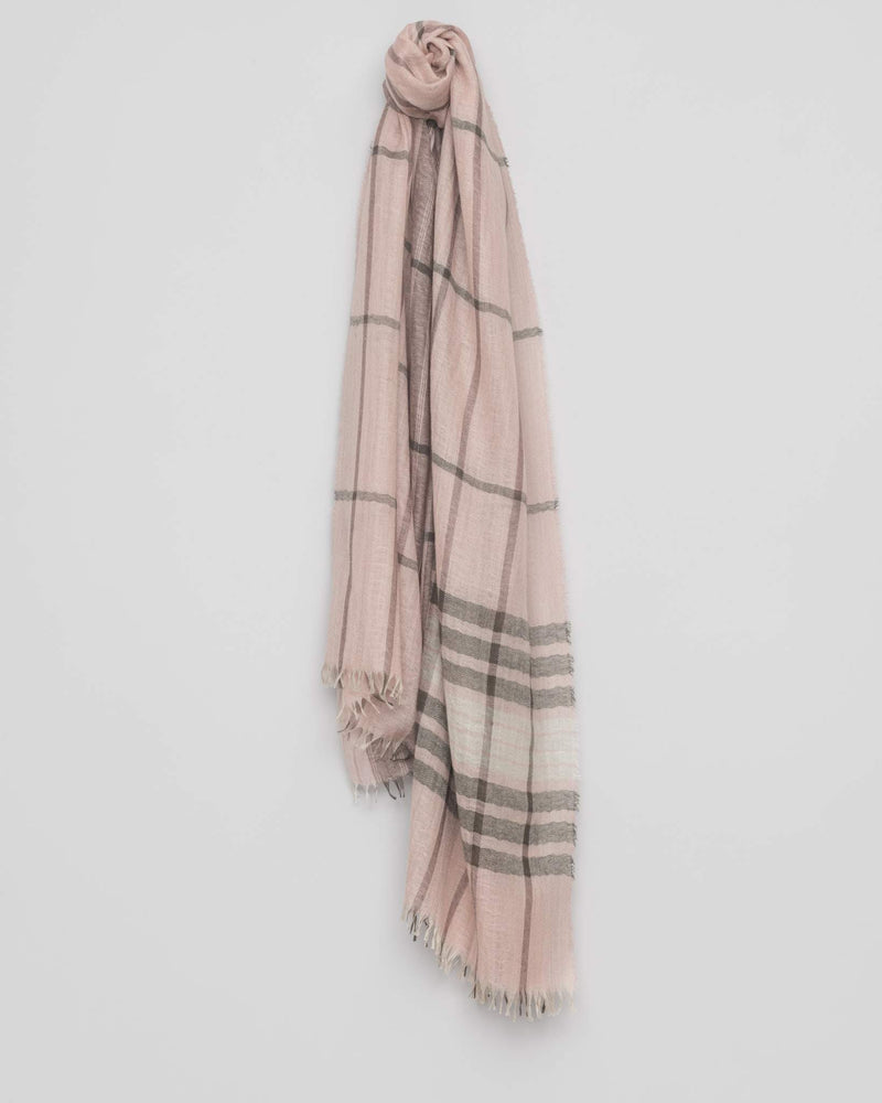 Crossroad Scarf - Pink