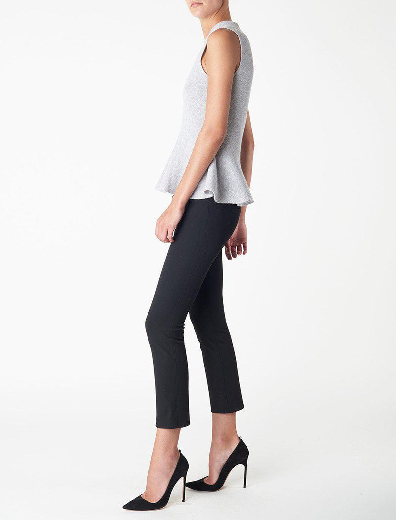 Metro Cropped Kick Flare-Veronica Beard-Merc Fashion