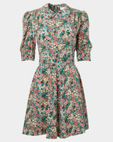 Puff Sleeve Dress-See by Chloe-Mercantile Portland