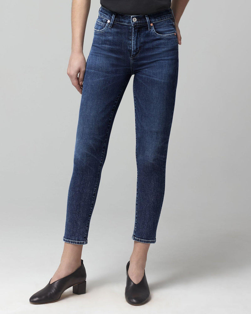 Rocket Crop Mid Rise Skinny-Citizens of Humanity-Merc Fashion