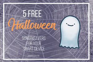 Free Halloween Themed Screensavers for Your Smartphone
