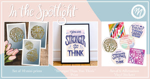 Lift Your Mood With Some Mood Lifting Prints