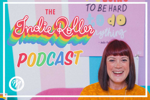 MarcoLooks talking emarketing with Leona Baker from Indie Roller