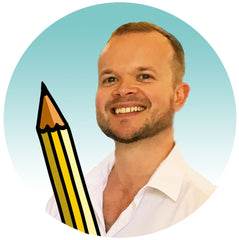 MarcoLooks is Marc Godfrey-Murphy, York based illustrator, former animator for Cbeebies. Creating prints, cards and stationery items to lift your mood and remind you how magnificent you are