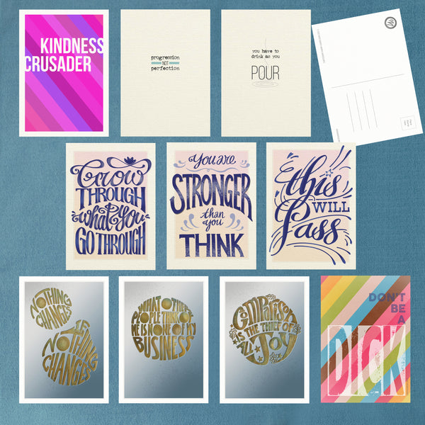 Inspiring Mini Prints Collection