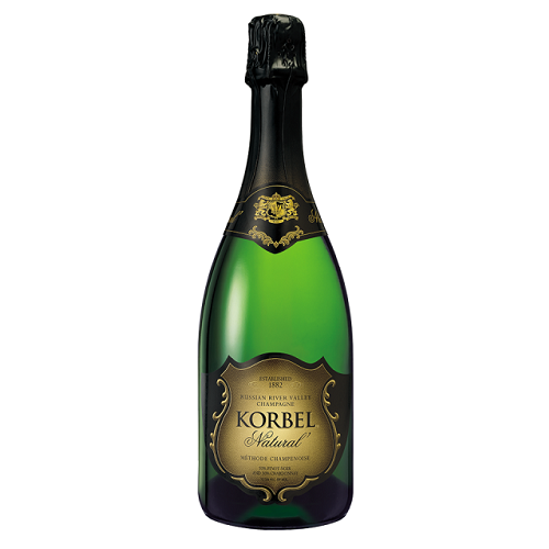 Wine Delivered To You Korbel Natural Vintage 750ML 2015