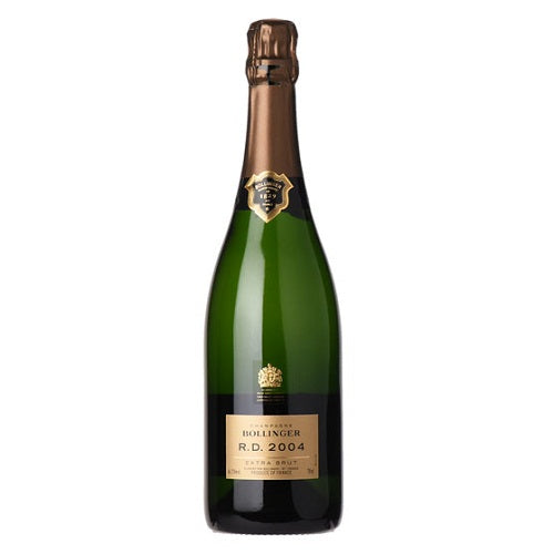 Wine Delivered To You Bollinger Rd Extra Brut 750ML 2004