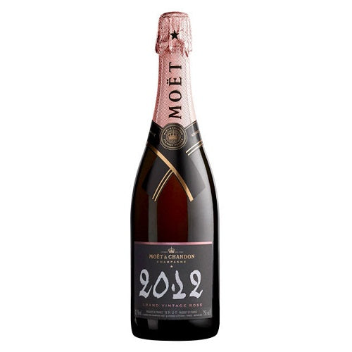 Wine Delivered To You Moet Grand Vtg Rose 750ML 2012
