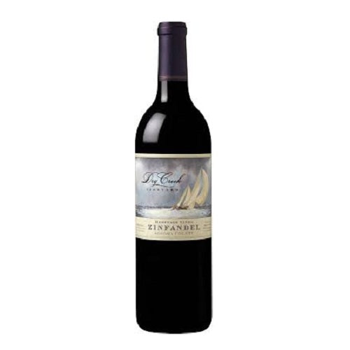 2017 Dry Creek Zinfandel Heritage Vines Shop Sonoma County Wine Online