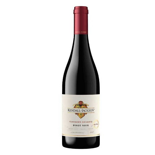 2017 Kendall Jackson Pinot Noir Vintners Reserve Best Wine For Sipping