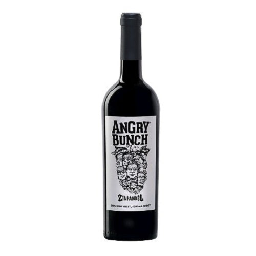 2015 Angry Bunch Zinfandel Dry Creek Wine Home Delivery