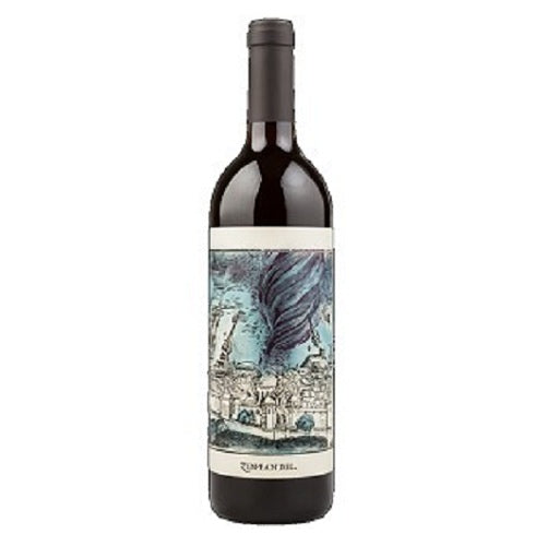 2016 Rabble Zinfandel Mossfire Ranch  California Wine Home Delivery