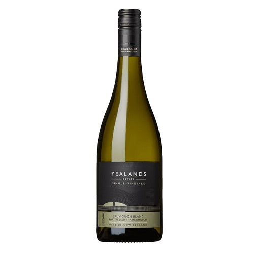 2018 Yealands Sauvignon Blanc Single Vyd New Zealand Wines Delivery