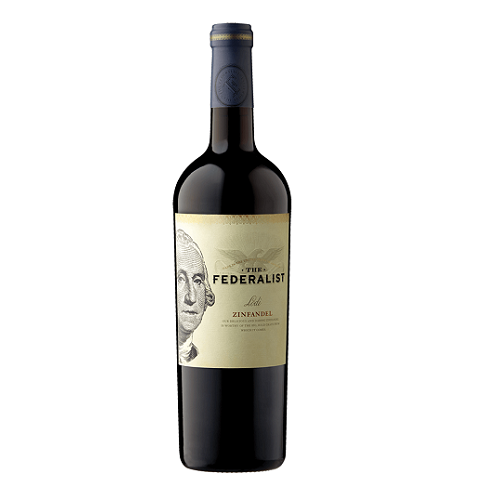 2016 Federalist Zinfandel Lodi From Our Wine HQ for Home Delivery