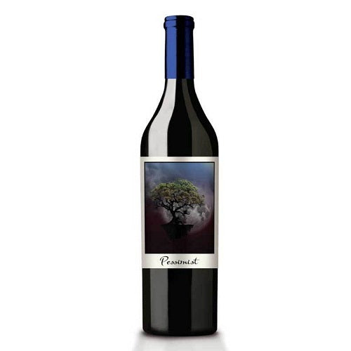 California Wine Home Delivery Pessimist Red Blend 750ML 2017