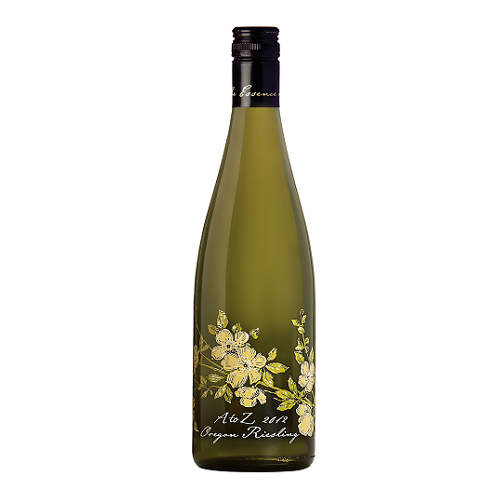 2018 A To Z Wineworks Riesling 750ML Oregon Wine Online
