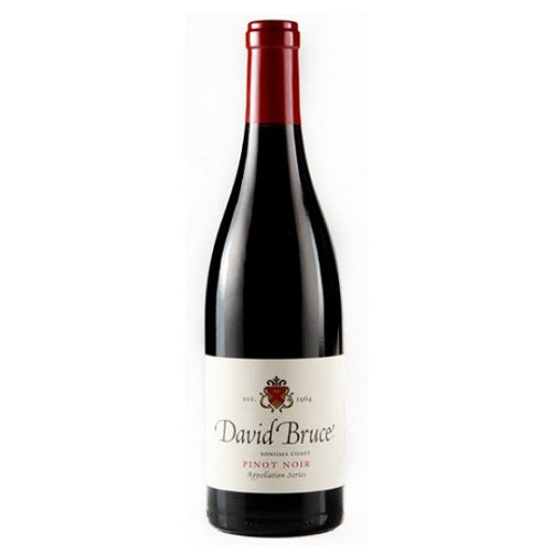 2016 David Bruce Pinot Noir Sonoma County Best From Our Wine Searcher