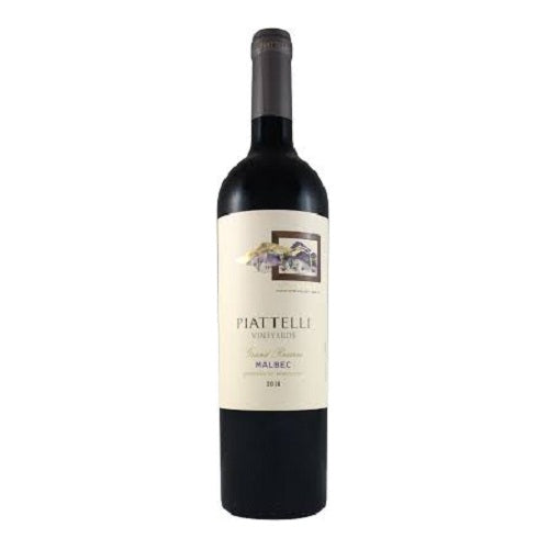Piattelli Malbec Cafayate Grand Res 750ML 2018 Wine Delivered To Your Door