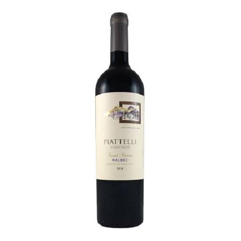 Piattelli Malbec Cafayate Grand Res 750ML 2016 Wine Delivered To Your Door
