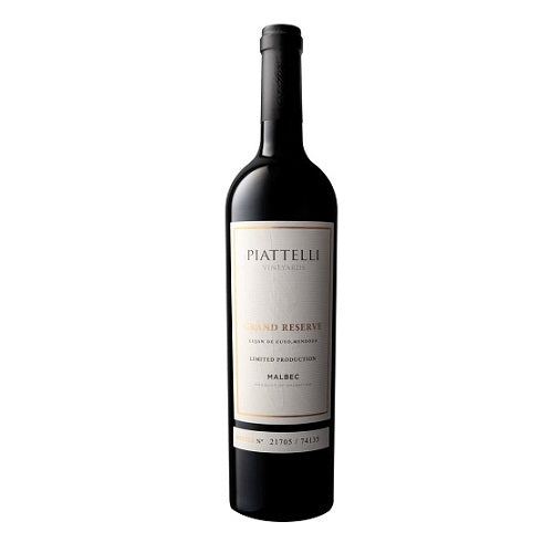 Piattelli Malbec Grand Reserve 750ML 2016 Wine Delivered To Your Door
