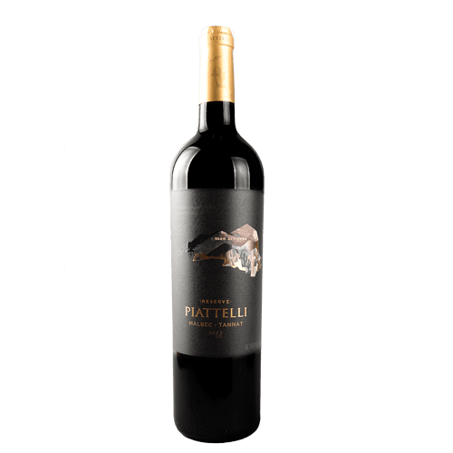 Piattelli Tannat/Malbec Premium Res 750ML 2017 Wine Delivered To Your Door