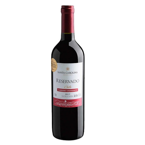 2017 Santa Carolina Cabernet Sauvignon Best Wine Under $20 Home Delivery