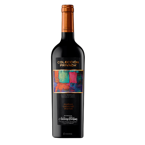 Navarro Correas Malbec Col Priv  750ML 2017 Best Wine Price Online