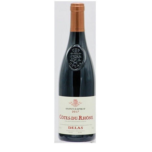 Best Wine Price Delas Cotes Du Rhone Esprit 750ML 2017