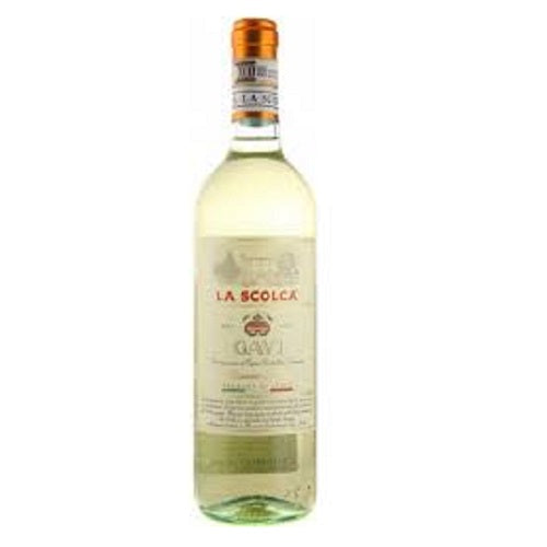 Wine Delivery La Scolca Gavi Di Gavi White Label 750ML 2018