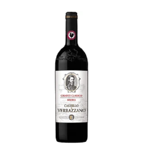 Verrazzano Chianti Classico Ris 750ML 2015 Wine Delivered To Your Door