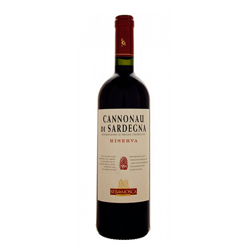 2016 Sella & Mosca Cannonau Di Sardegna Riserva Shop Home Delivery