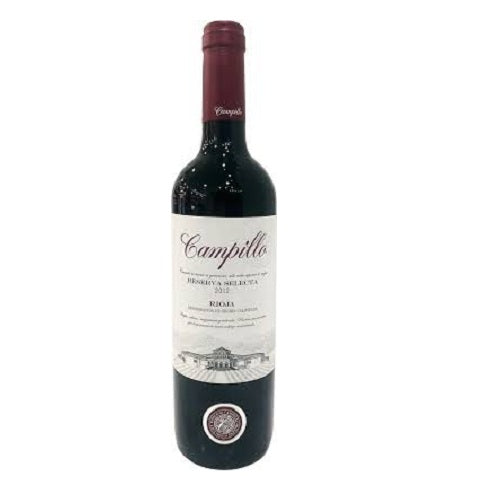 2012 Campillo Reserva Selecta Tempranillo Spain Wine Home Delivery