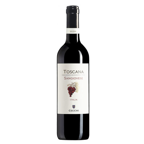 2016 Cecchi Sangiovese Igt Tuscany From Our Italian Wine Library