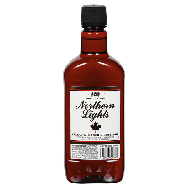 Northern Light 80 Proof Canadian Whisky 750ml