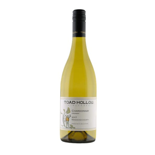 2017 Toad Hollow Chardonnay 750ml