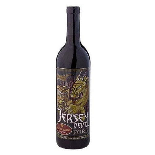 Valenzano Jersey Devil Port From Heart Of New Jersey Winery