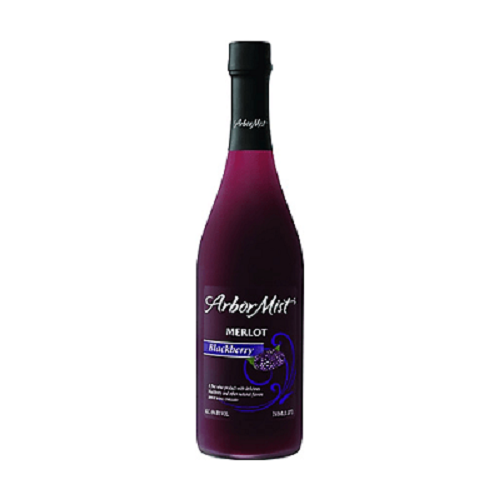 Buy Wine Online Arbor Mist Blackberry Merlot 750ML