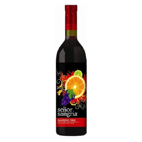 Buy Wine Online Senor Sangria Classic Red 750ML