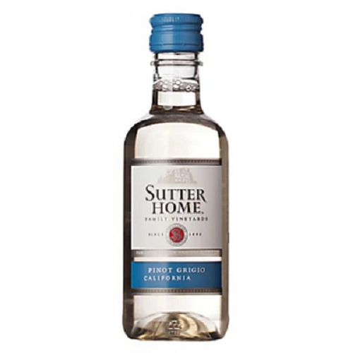 Sutter Home Pinot Grigio 750ML Wine Delivered To You