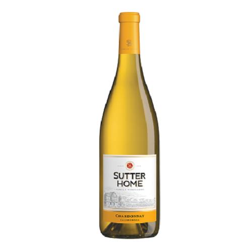 Sutter Home Chardonnay 750MLWine Delivered To You