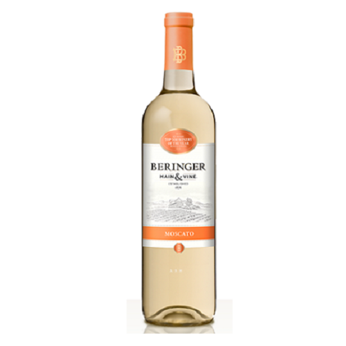 Beringer Moscato 750ML Alchohol Delivered To You